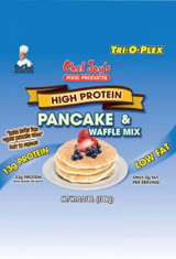 Image of Chef Jay's Tri-O-Plex Pancake Mix - 2.2lbs
