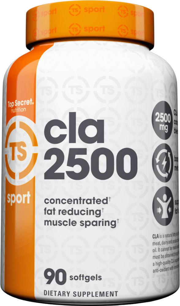 Image for Top Secret Nutrition - CLA 2500
