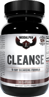 Image for ImSoAlpha - Cleanse Caps