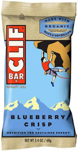 Image of Clif Clif Bars - Box of 12 Chocolate Chip Peanut Crunch