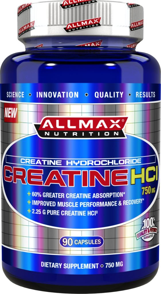 Image for AllMax Nutrition - Creatine HCl