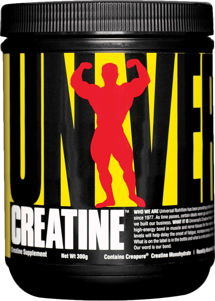 Universal Nutrition Universal Creatine Powder - 300 Grams