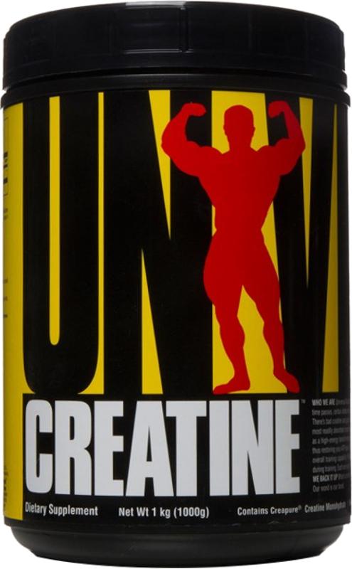 Universal Nutrition Universal Creatine Powder - 1,000 Grams