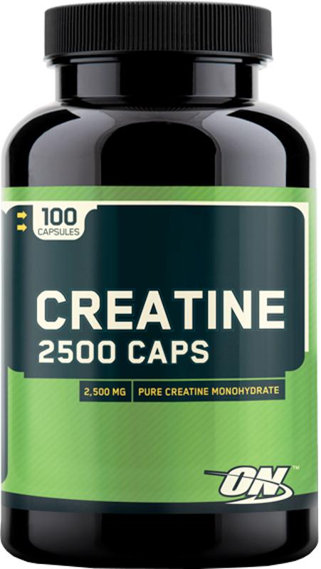 Optimum Nutrition Creatine 2500 Caps - 100 Capsules