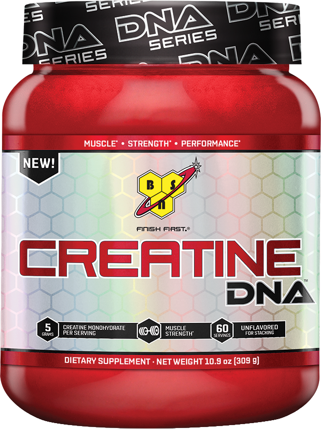 Image for BSN - Creatine DNA
