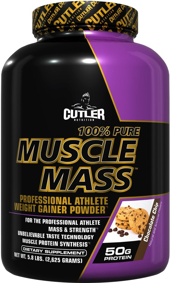 Image for Cutler Nutrition - Muscle Mass
