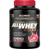 AllMAX AllWhey Gold 5lbs Strawberry