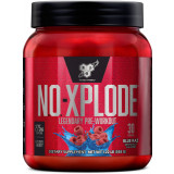 BSN NO-Xplode 30 Servings Blue Razz