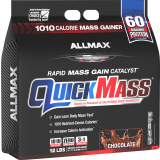 AllMAX Nutrition Quickmass Loaded 12lbs Chocolate