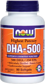 Image for NOW - DHA-500