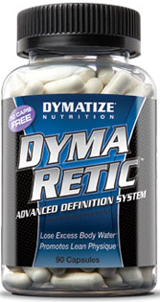 Image for Dymatize - Dyma-Retic