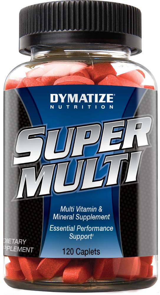 Dymatize Super Multi - 120 Caplets