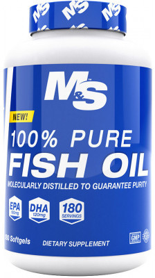 msn 100 pure fish oil