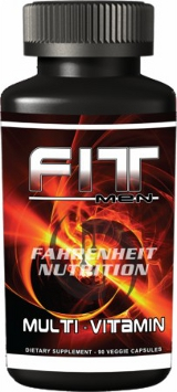 Image for Fahrenheit Nutrition - Fit Men