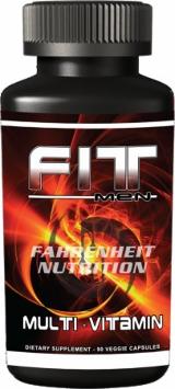 Image for Fahrenheit Nutrition - Fit Men