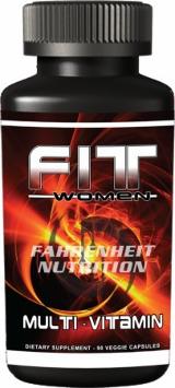 Image for Fahrenheit Nutrition - Fit Women