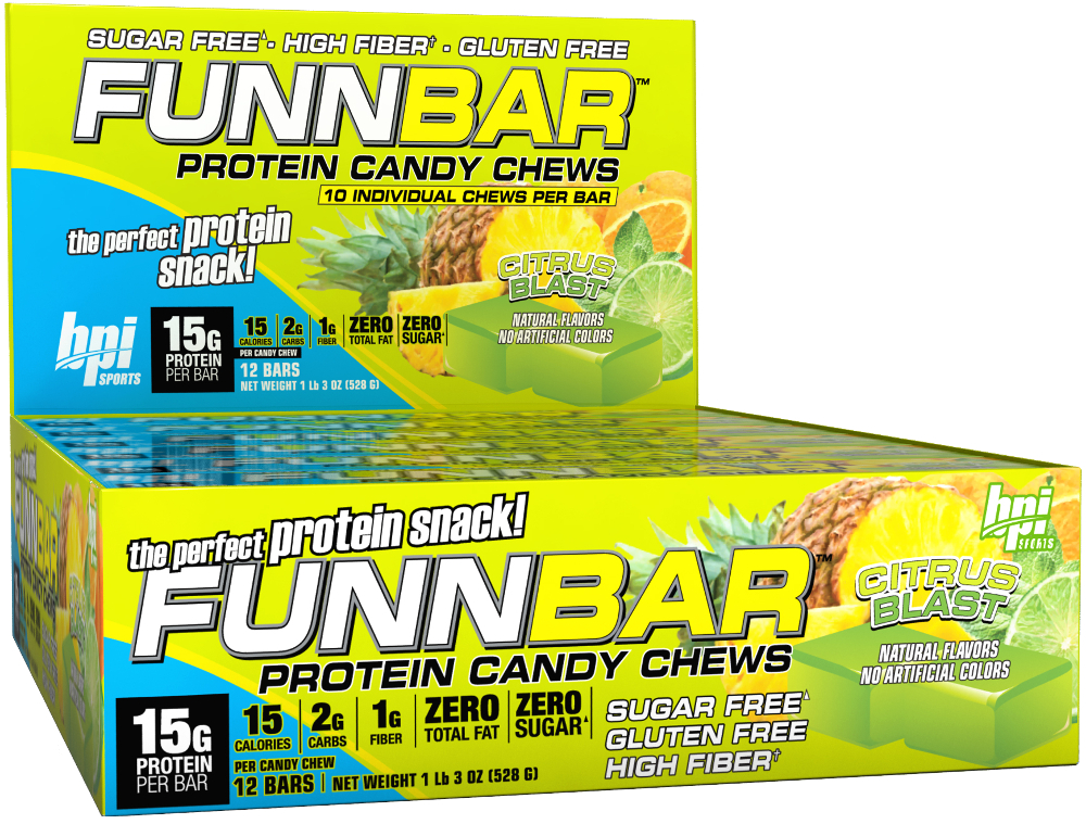 Image for BPI Sports - FunnBar