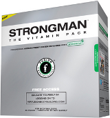 Image for Fusion Bodybuilding - Strongman Vitamin Pack