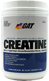 Image for GAT - Creatine