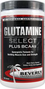 glutamine select plus bcaas cherry