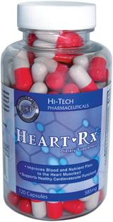 Hi-Tech Pharmaceuticals Heart-Rx - 120 Capsules