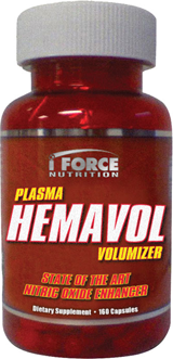 Image for iForce Nutrition - Hemavol Caplets