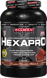 Image for AllMax Nutrition - HexaPro
