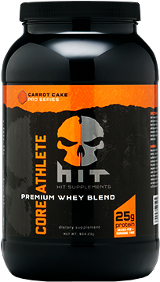 Image for HIT Supplements - Core Athlete Protein