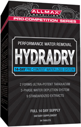 Image for AllMax Nutrition - Hydradry