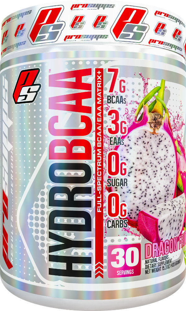 ProSupps HydroBCAA – 30 Servings Dragon Fruit