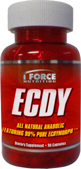 Image for iForce Nutrition - ECDY