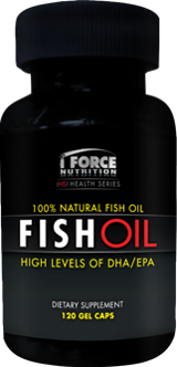 Image for iForce Nutrition - Fish Oil
