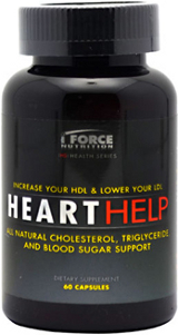 Image for iForce Nutrition - Heart Help