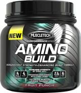 MuscleTech Amino Build - 50 Servings Green Apple