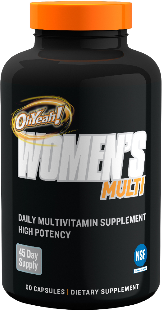 Image for ISS Research - Oh Yeah! Women's Multi