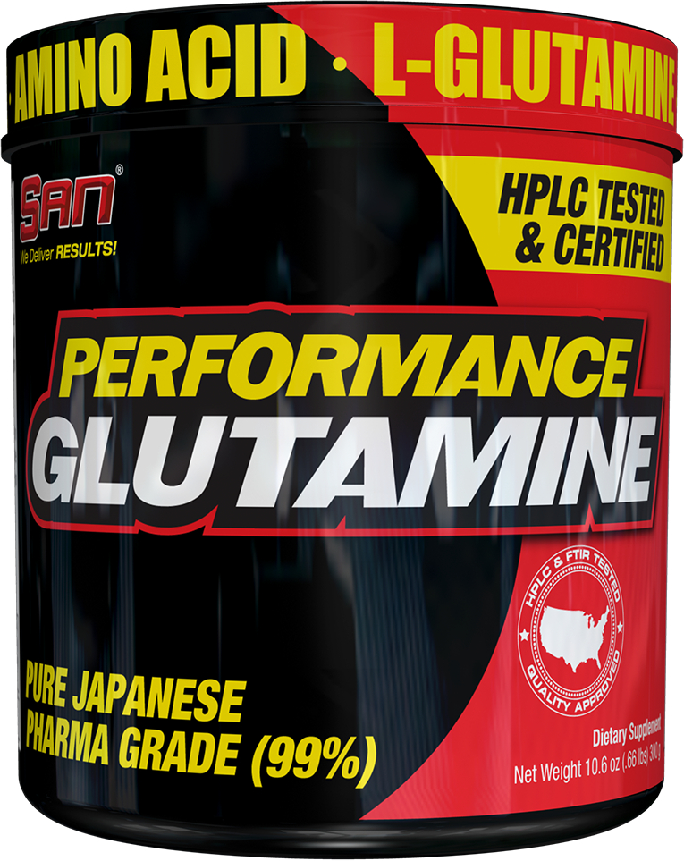 SAN Performance Glutamine – 300g