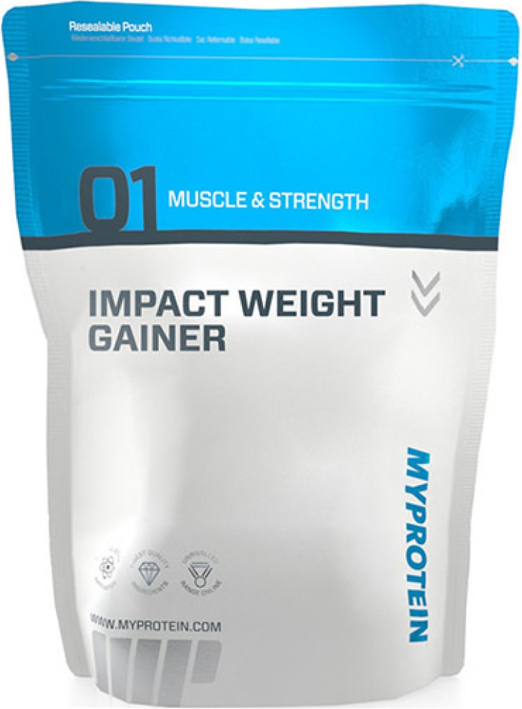 Image for Myprotein - Impact Weight Gainer