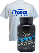 Image for iForce Nutrition - Intimidate