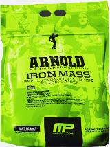 Image for Arnold Schwarzenegger Series - Iron Mass