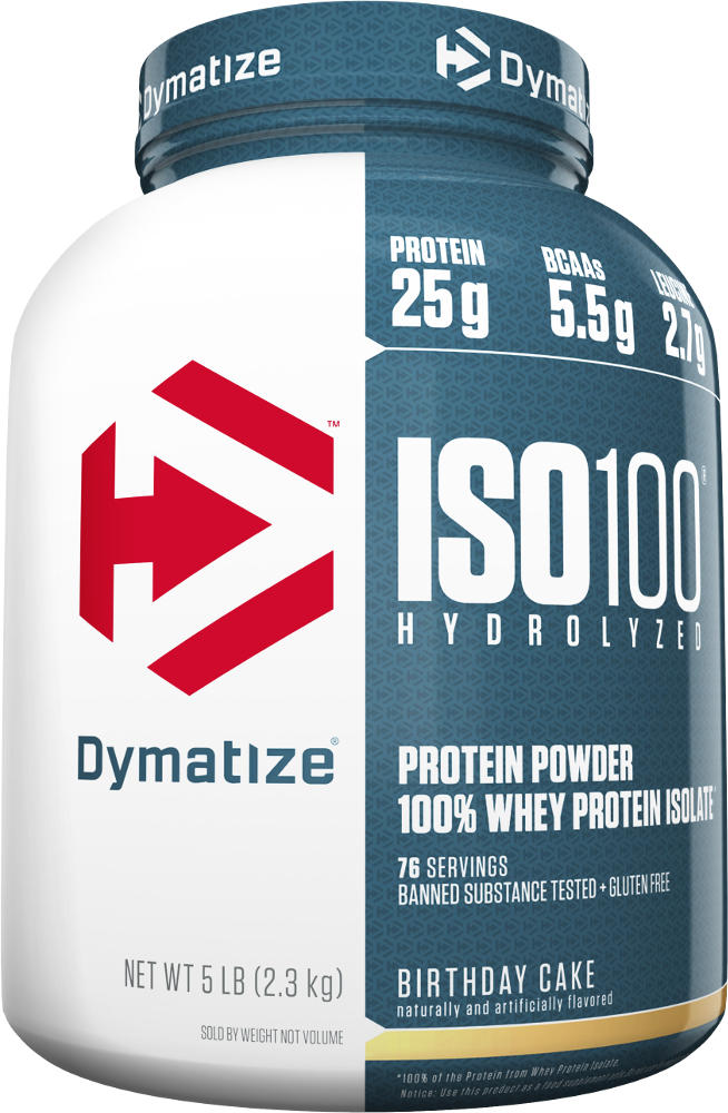 UPC 705016500420 Dymatize Nutrition ISO 100 Birthday Cake 5 Pound