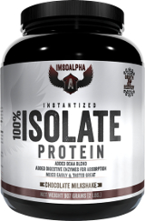 Image for ImSoAlpha - Instantized 100% Isolate Protein