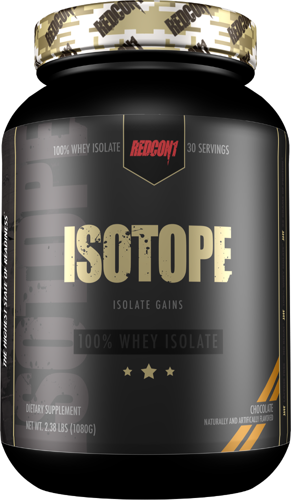 RedCon1 Isotope - 30 Servings Chocolate REC0013