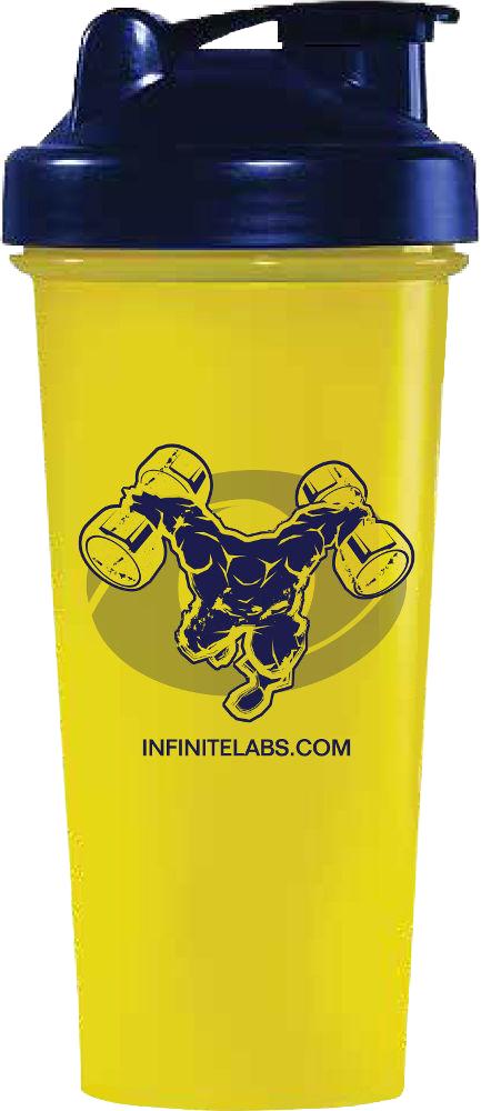Infinite Labs Juggernaut Shaker - 28oz INF0056