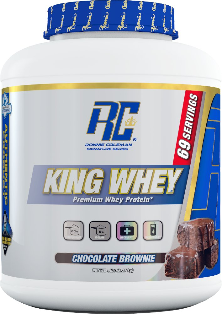 Image for Ronnie Coleman Signature Series - King Whey