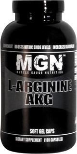 Muscle Gauge Nutrition L-Arginine AKG