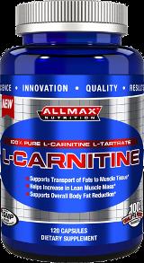 Image for AllMax Nutrition - L-Carnitine