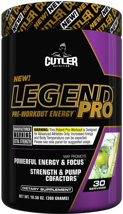 Image for Cutler Nutrition - Legend Pro