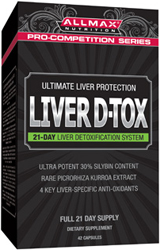 Image for AllMax Nutrition - Liver D-Tox