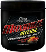 iForce Nutrition Maximize Intense - 45 Servings Mango Peach Tea