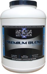 MGN Premium Protein Blend - 5lbs Peanut Butter